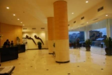facilities of sintesa peninsula hotel palembang