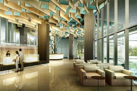 Aston-Palembang-Hotel-&-Conference-Centre-Lobby