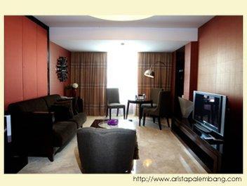 The Arista Hotel Palembang Chambres
