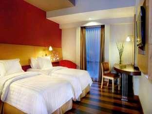 Aston Palembang Hotel & Conference Center Palembang - Kamar Tidur