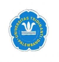Logo universitas tridinanti palembang
