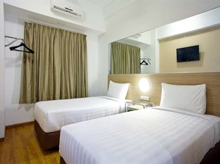 Tune Hotel Palembang Palembang - Guest Room