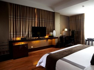 The Arista Hotel Palembang Palembang - Guest Room