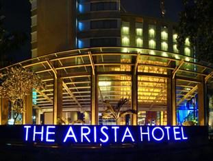 The Arista Hotel Palembang Palembang - Exterior