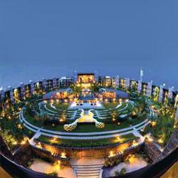 Landscape Hotel yang Indah di Palembang