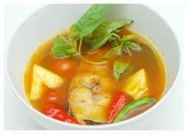 Pindang Patin, kuliner Palembang yang juga jadi khas Lampung.