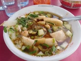 Model - Makanan Khas Palembang