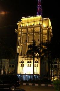 kantor wali kota palembang