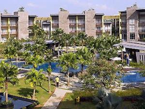 Novotel Hotel Palembang - South Sumatra - Indonesia