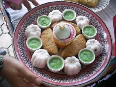 Kue-kue khas palembang