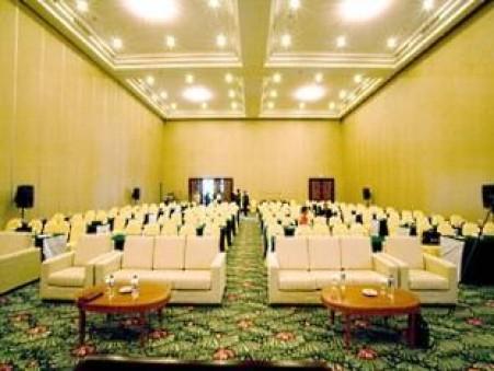 Ruang Pertemuan di Sintesa Peninsula Hotel Palembang