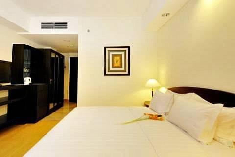 Sintesa Exterior Sintesa Peninsula Hotel Palembang