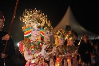 Tari Tanggai, Mahakarya Kerajaan Sriwijaya