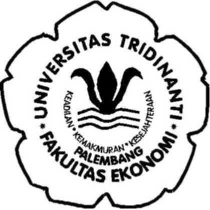 LOGO FAKULTAS EKONOMI UNIVERSITAS TRIDINANTI PALEMBANG