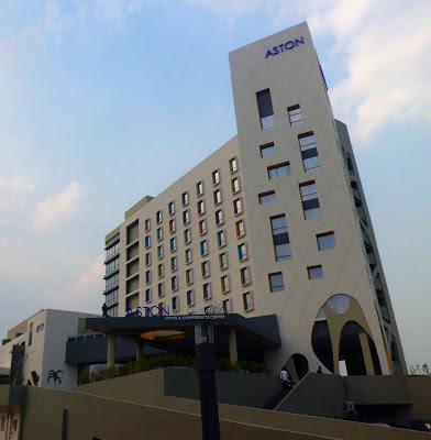 Palembang, Aston Palembang Hotel & Convention Centre menawarkan kamar