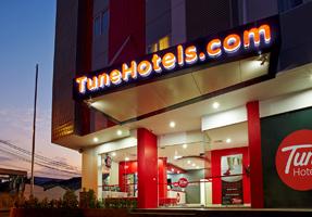 PALEMBANG   Tune Hotels   Hotel   12 Floors