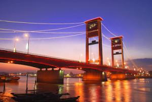 Tempat Wisata di Palembang yang Populer