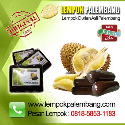 Tentang Lempok Durian Palembang