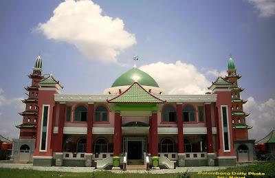 Masjid Al-Islam Muhammad Cheng Ho Sriwijaya, Palembang