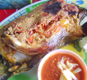 Otak-otak Ikan, Makanan Khas Palembang