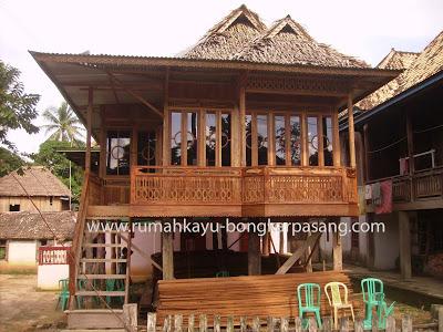 rumah panggung palembang