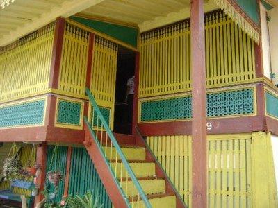 Orang Melaka, pertama kali ke Palembang akan langsung mengajak ke