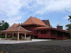 rumah limas palembang rumah adat palembang