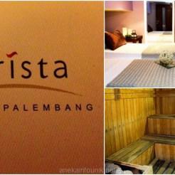 Spa dan Sauna di Hotel Arista Palembang
