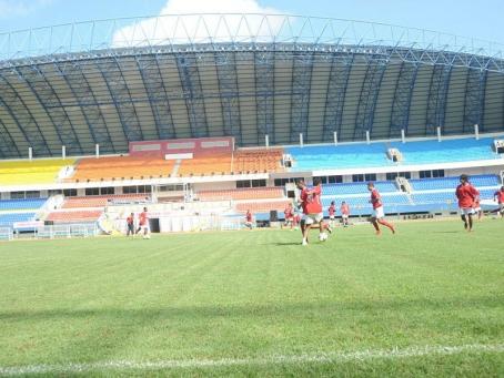 Stadion Jakabaring Setelah Sea Games Ke-26