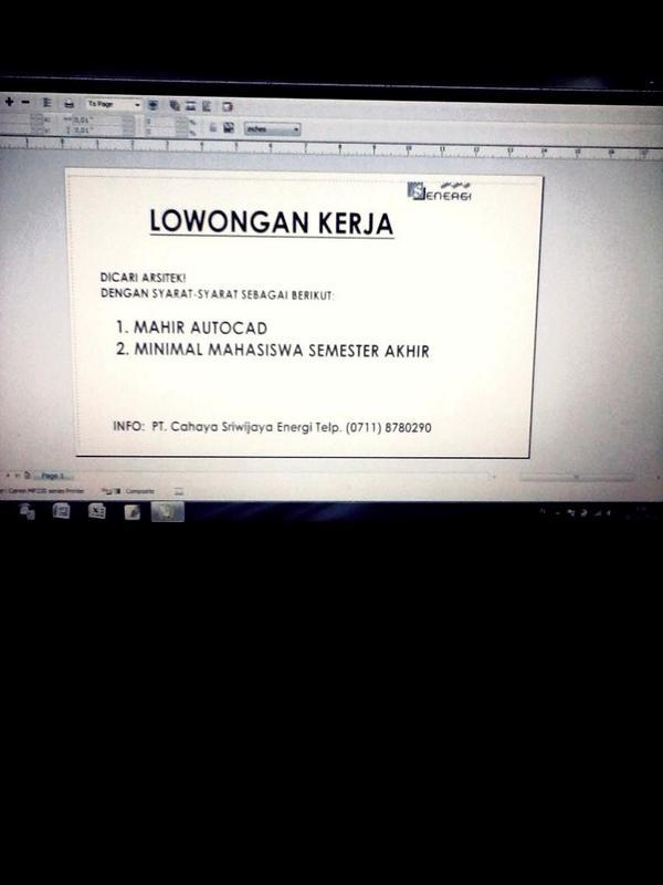 Lowongan Kerja Smk Hari Ini Jakarta