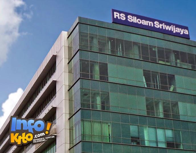 Rumah Sakit Siloam Sriwijaya Palembang | infopalembang.id