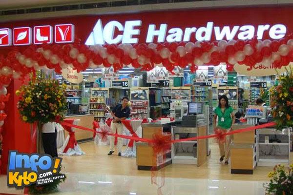 Ace Hardware Palembang Indah Mall (PIM)  infopalembang.id
