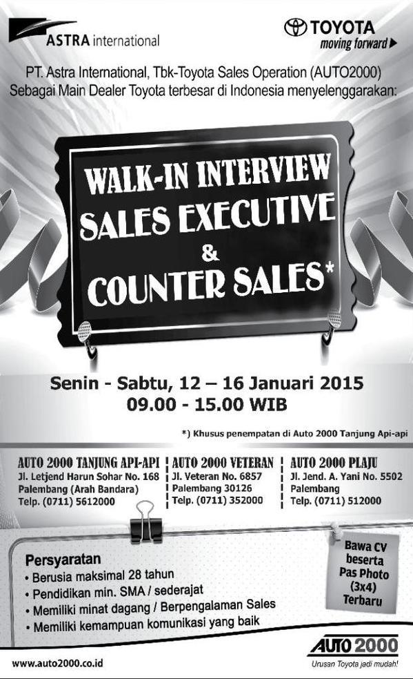 lokerplg-walk-in-interview-sales-executive-dan-counter-sales-utk-di-auto2000taaplg-hub-0711-5612000-httpt-coyncpt2ts6k