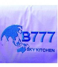 B777 Sky Kitchen
