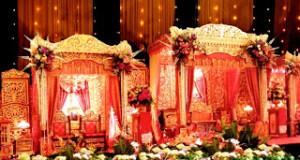 Pelaminan Klasik Asli Palembang