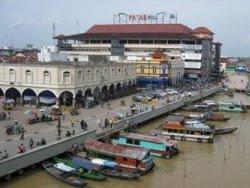 Shopping Centers in Palembang, South Sumatra - Indonesia