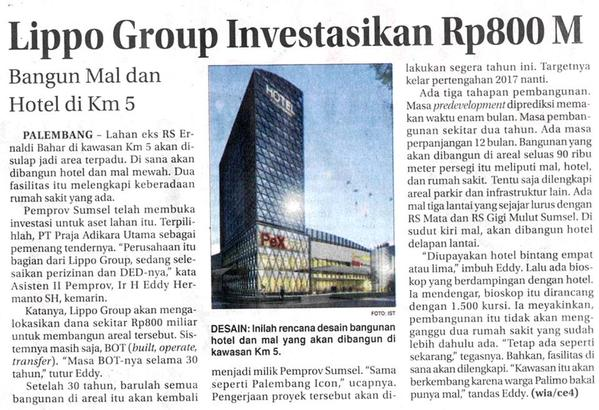palimo-%f0%9f%99-sputarpalembang-rencana-pembangunan-hotel-dan-mall-baru-di-sekitar-km-5-palembang-foto-ssci-forum-httpt-co2hz4uabbyz