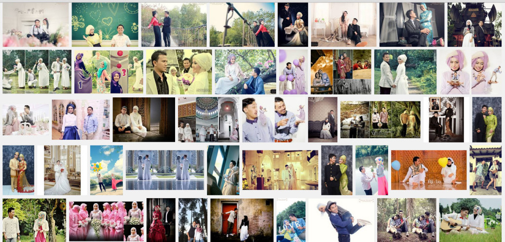 foto-pre-wedding-hijab-indoor