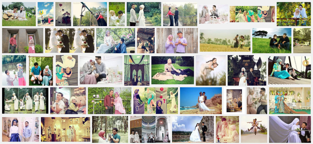 foto-pre-wedding-hijab-modern