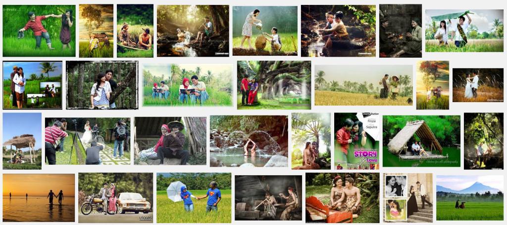 foto-prewedding-pedesaan