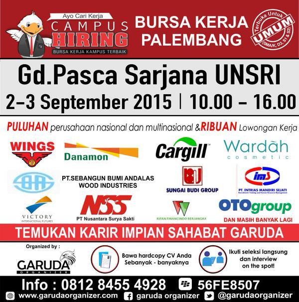 bursa-kerja-campus-hiring-palembang-2-3-sept-15-di-ged-pps-unsri-bukit-besar-info-56fe8507-infopalembang-httpt-coq0gkohgyjf