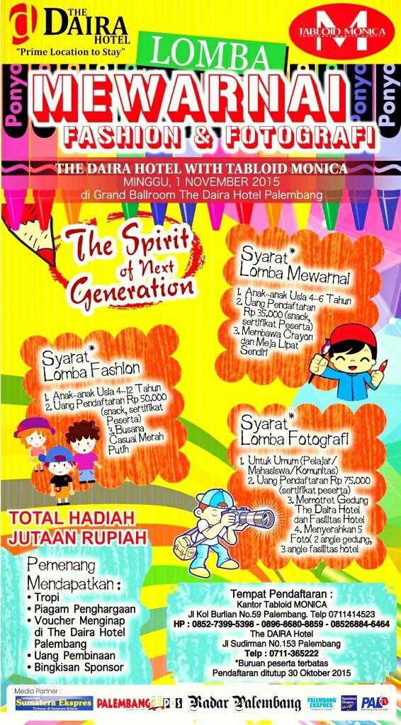 eventplg-lomba-mewarnai-fashion-dan-fotografi-by-the-daira-hotel-with-tabloid-monica-info-cek-poster-httpt-coiidouz2yxr