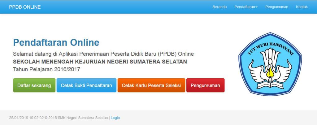 pendaftaran-online