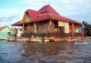 Rumah Rakit Palembang