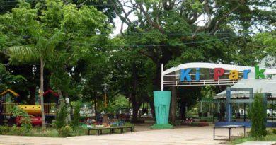 Taman Kota Di Palembang