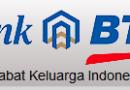 Lowongan Kerja Terbaru di Bank BTN, Oktober 2017